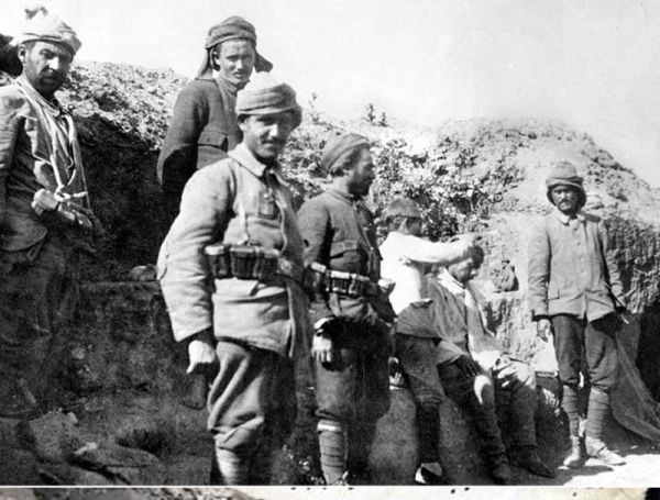 (Turkish) Ottoman Soldiers | Gallipoli Campaign ...