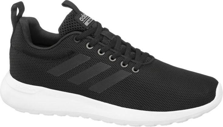 adidas Sneaker LITE RACER CLN schwarz - Damen Der schwarze ...
