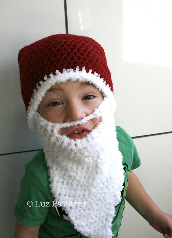 Santa hat pattern 0ffe845b41e