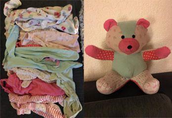 Erinnerungen Aufbewahren erinnerungen an die babyzeit aufbewahren strler nähen zur