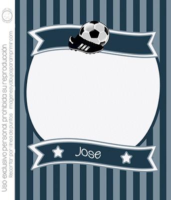 Invitaciones Futbol Invitaciones Para Imprimir
