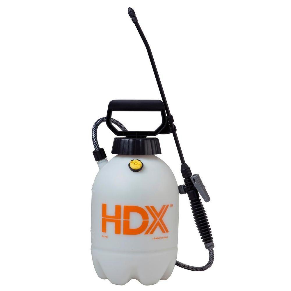 Hdx 1 gal sprayer sprayers removing popcorn ceiling