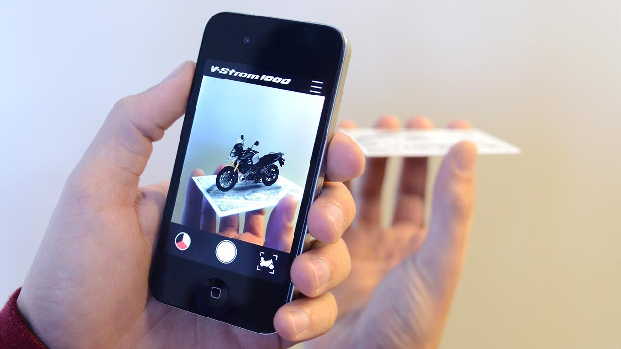 Augmented Reality(AR) App #Development Services Company India ...