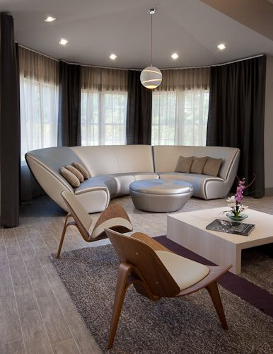 curved furniture | ... _with_modern_furniture_chair_curved_sofa_glen_burnie_maryland.jpg