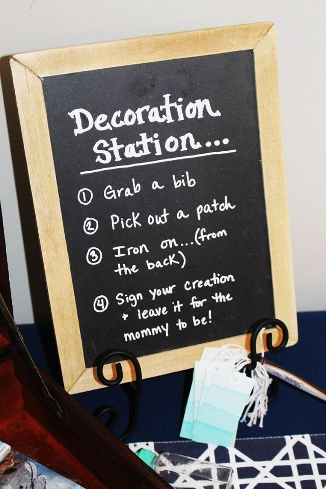 5d47d0131a44a Image result for decorate a onesie baby shower sign | Shower ideas ...