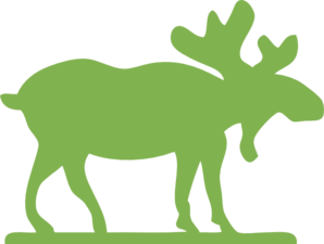 green moose clip art craftwell ecraft pinterest moose moose rh pinterest com christmas moose clipart free mouse clipart free