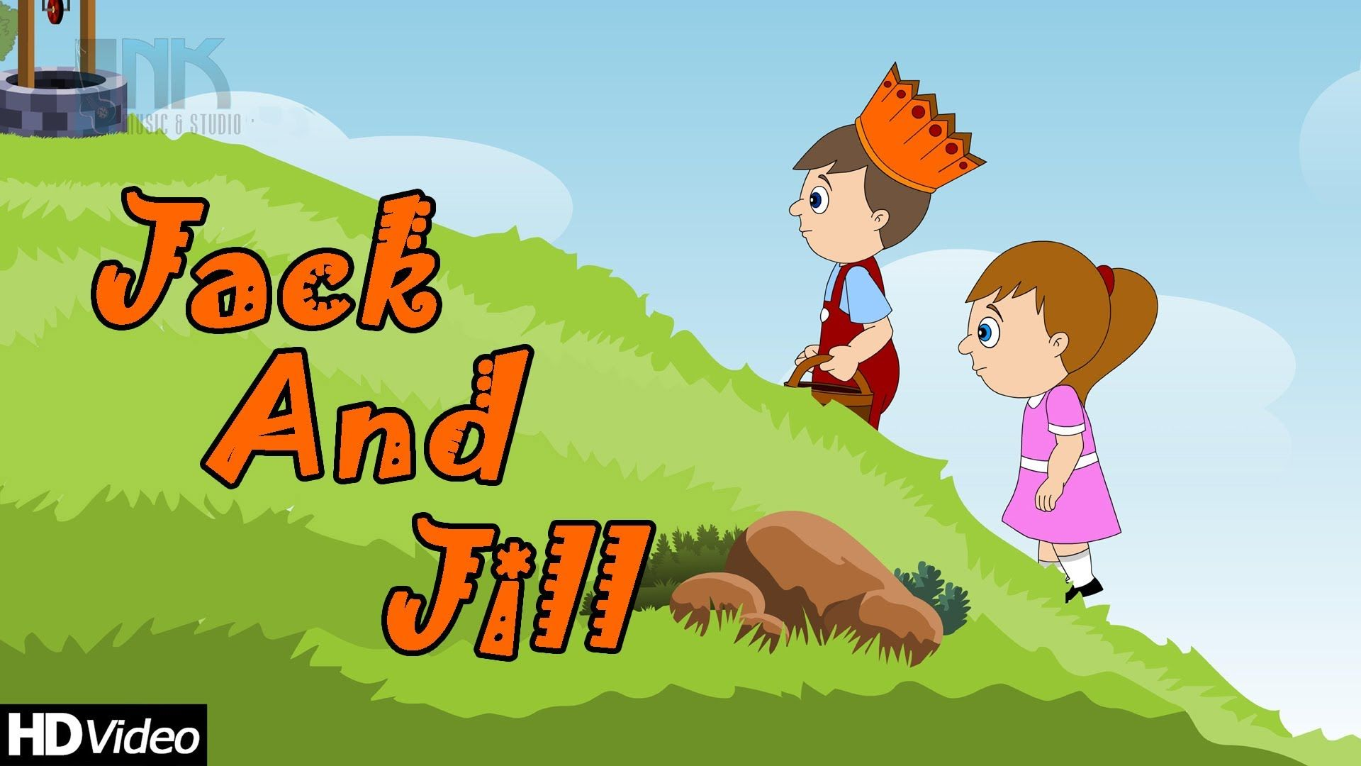 Jack And Jill Nursery Rhyme Hd