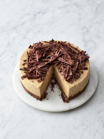 Frozen Banoffee Cheesecake Recipe Jamie Oliver