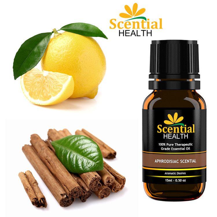 Aphrodisiac Scential Premium Essential Oil Blend 15ml (.5oz)