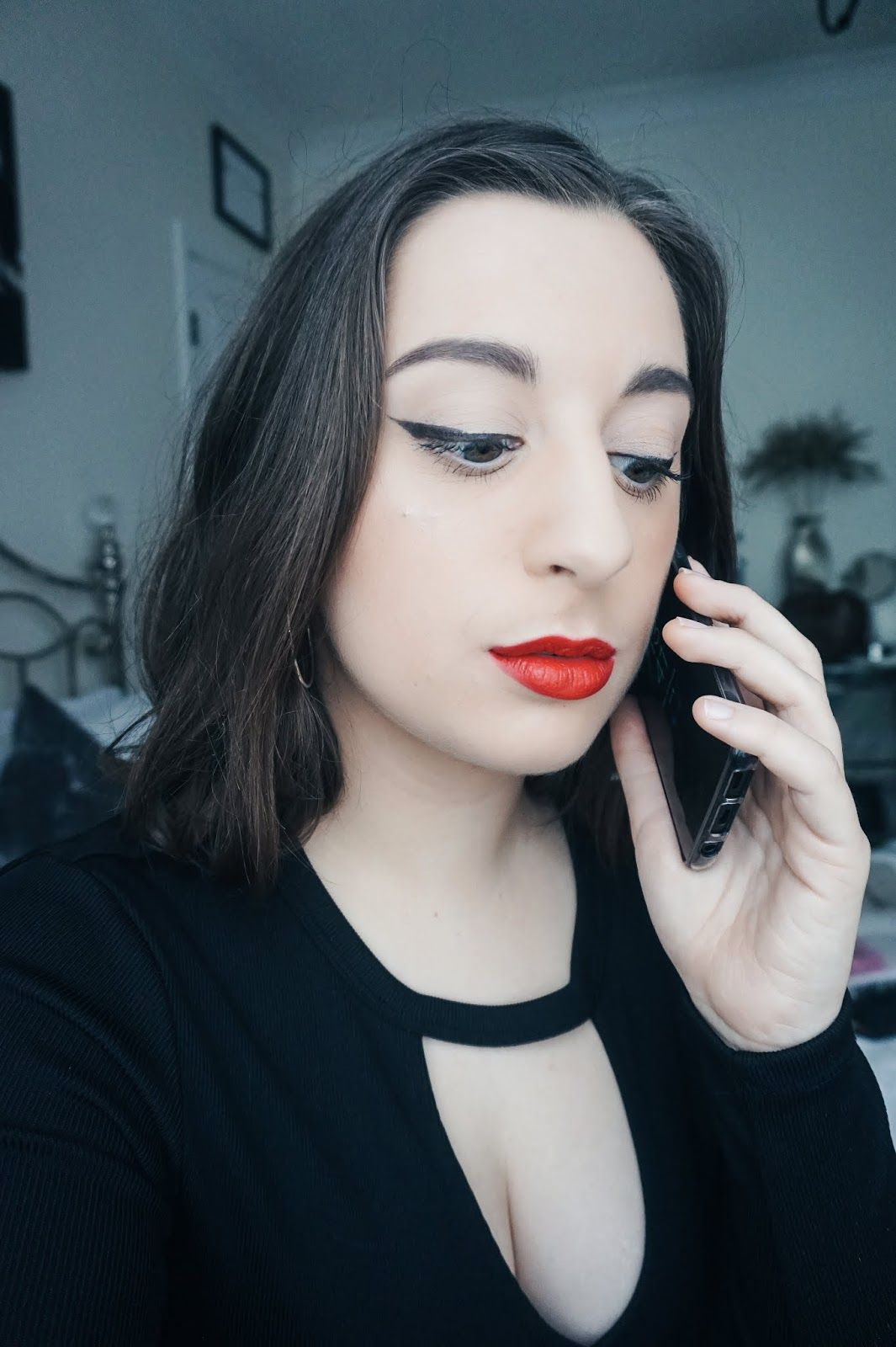 Classic Date Night Combo The Red Lip Date Night Makeup Night