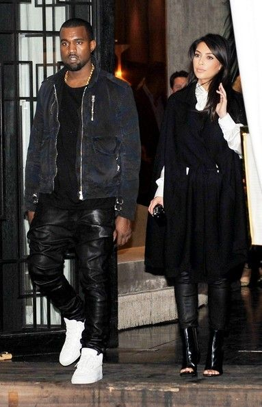 Kanye West Kim Kardashian Photos Kim Kardashian And Kanye West Continue To Live The Hard Life While Kanye West And Kim Kim And Kanye Kim Kardashian And Kanye