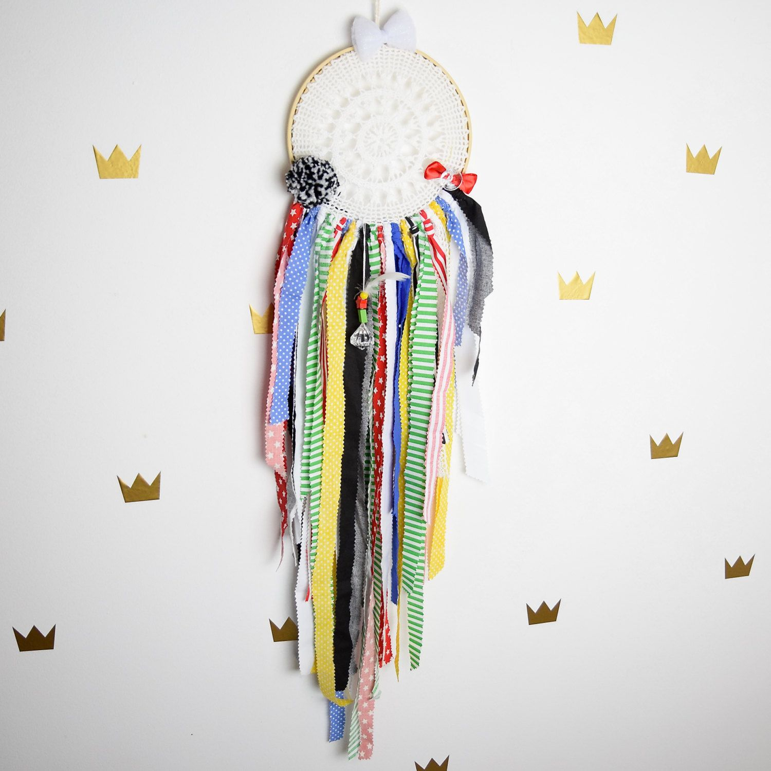 Dream Catcher Kids Teepee Decoration Wall Art Dreamcatcher Wall Hanging
