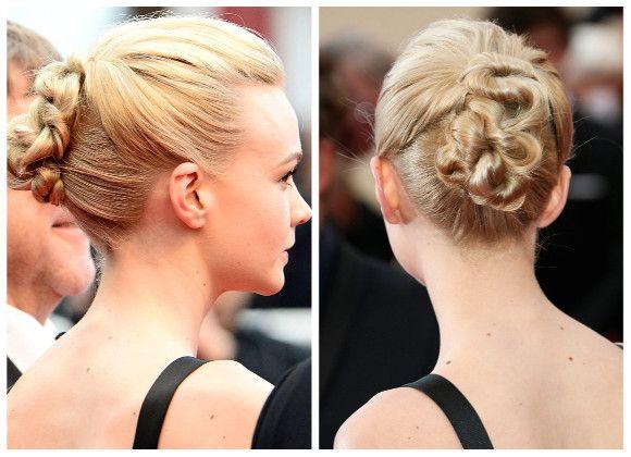 Resultado de imagen para peinados recogidos Peinados Recogidos