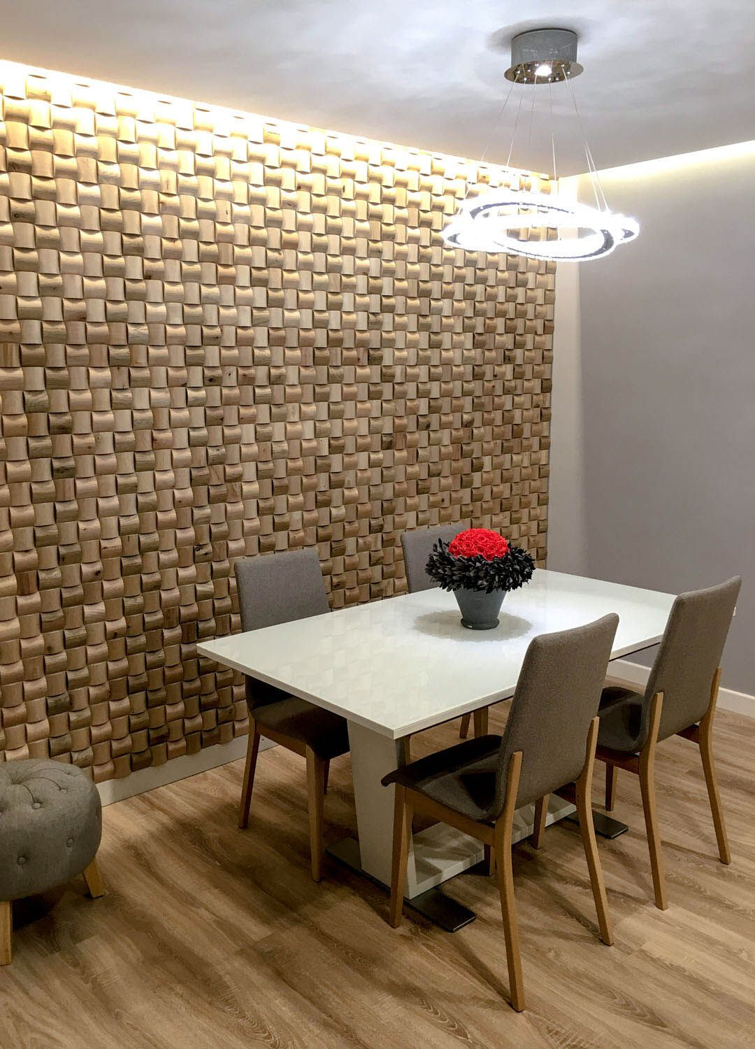Wooden wall panel is an innovative wall decoration product ...