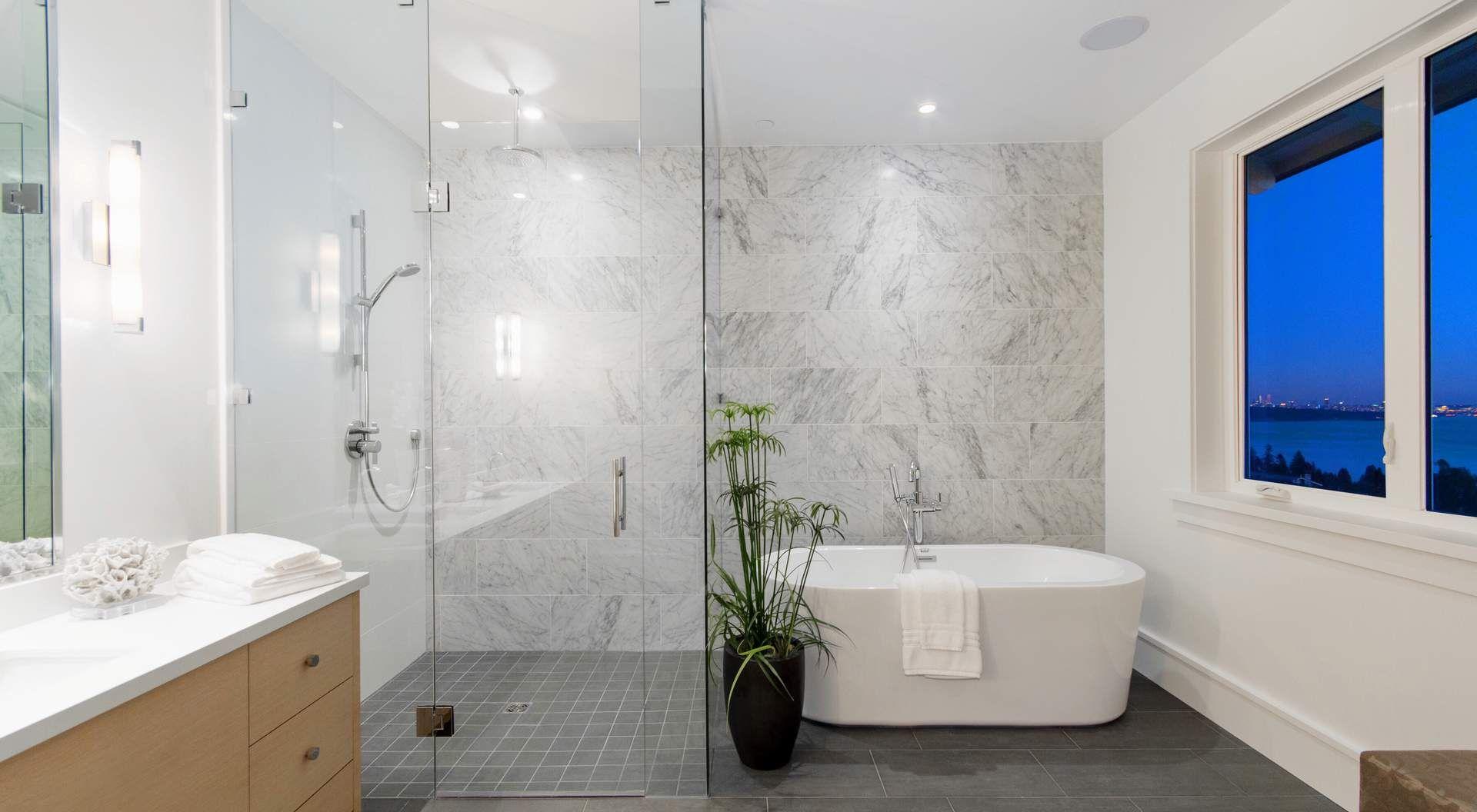 Classic And Clean Bathroom Bathroom Design Custom Homes Custom Home Builders