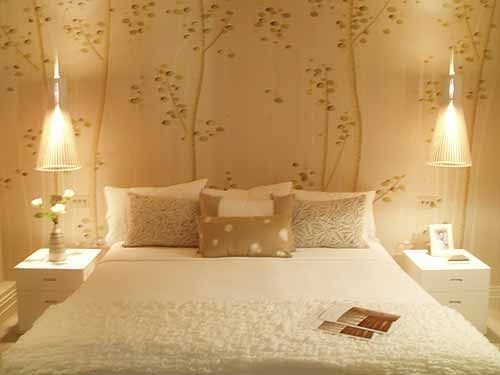 wallpaper bedroom ideass with new plans pictures photos ideass and