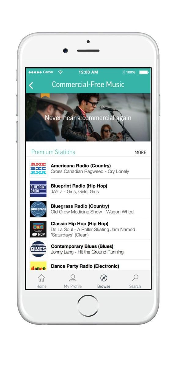TuneIn's new premium tier makes radio more like streaming