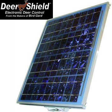20 Watt Solar Panel For Deer Shield Super Pro And Bird Gard Products More Info Could Be Found At The Im Solar Panels For Home Small Solar Panels Solar Panels