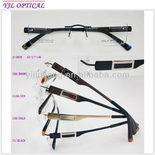 eyewear frame 2013 eyeglass rimless frame titanium  1.Large number of ready stocks  2.CE certificate  3.OEM service