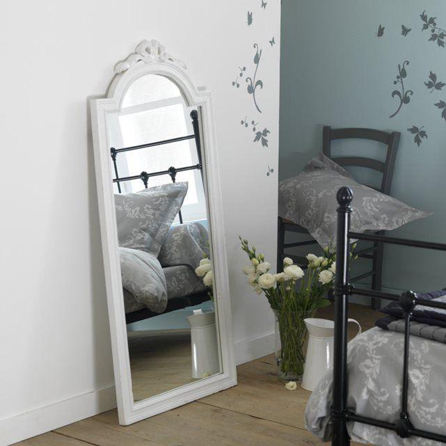 Miroir à cocarde, style romantique, Medio déco Pinterest La mode