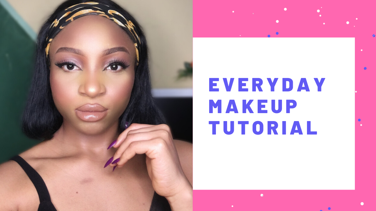 Everyday makeup tutorial |WOC|
