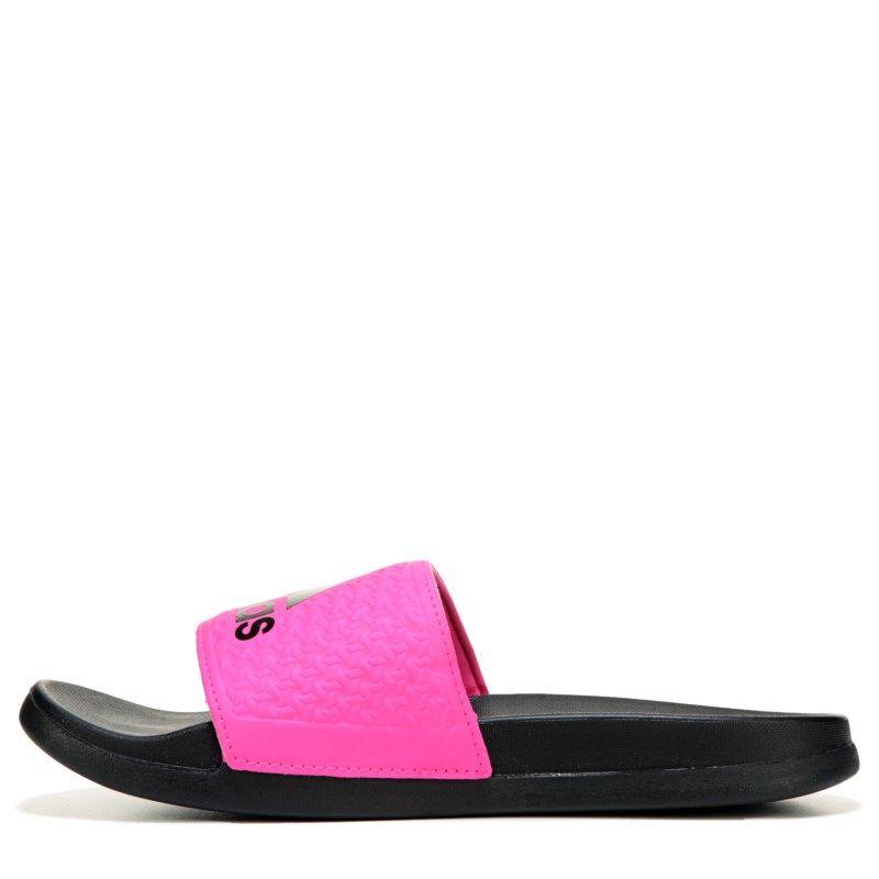 411621c8a8be Adidas Kids  Adilette Ultra Slide Sandal Pre Grade School Sandals (Core  Black Shock Pin) - 13.0 M