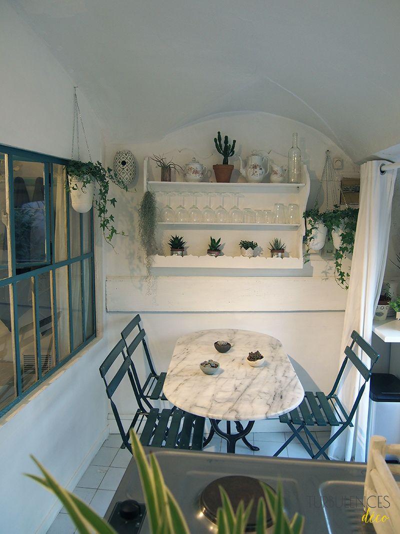 Jardin Secret Une Chambre D Hotes A Lyon Decor Table Design Pretty House