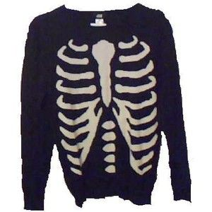 26c0ba8f9a2 h m skeleton jumper
