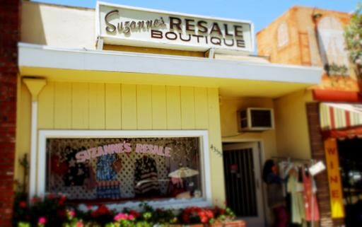 Suzanne's Resale - 4355 Tujunga Avenue, Studio City, CA ...