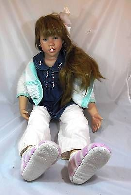 Ashton Drake Doll Quot Hanging Out With Hannah Quot By Julie