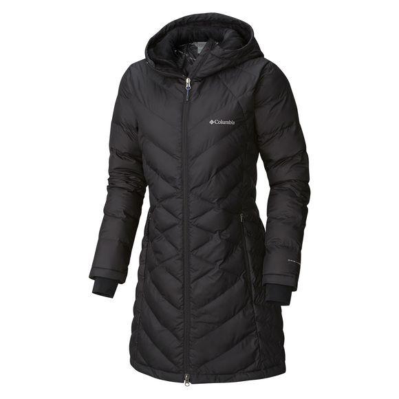 Manteau de duvet femme