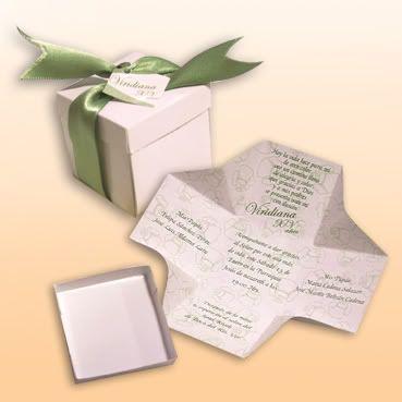 Moldes de cajas para invitaciones o recuerditos for Como hacer cajas para regalos de boda