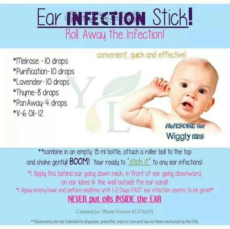 Ear Infection Essential Oils For Kids Essential Oils For Babies Living Essentials Oils