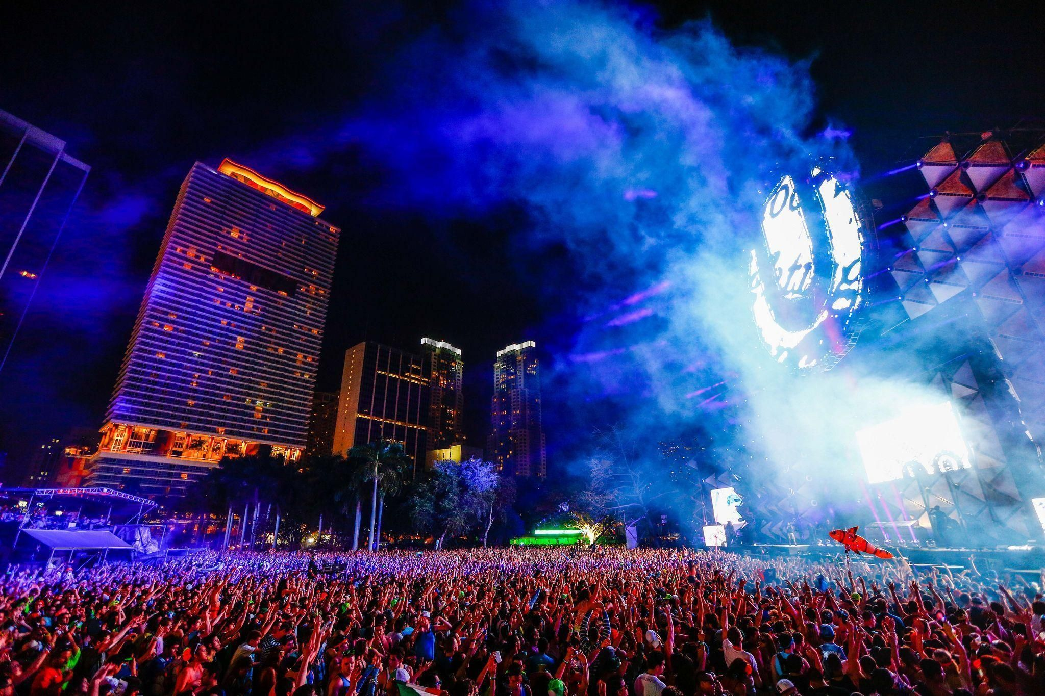Ultra Music Festival Wallpaper wallpapers 2020 Ultra