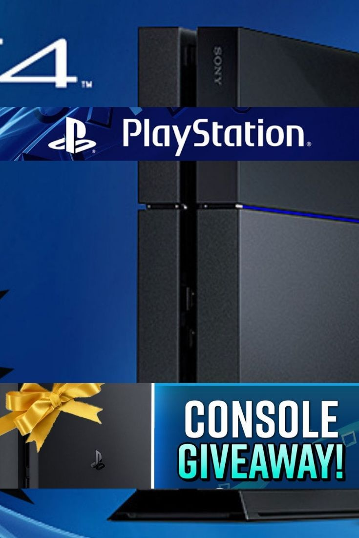 Free PS4 Giveaway Gift card deals, Gift card giveaway