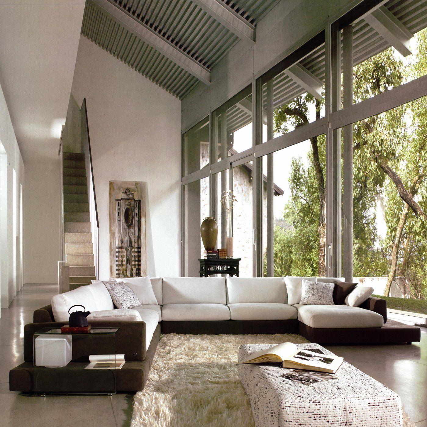 Marthena Home Furnishings Baxton Sectional home