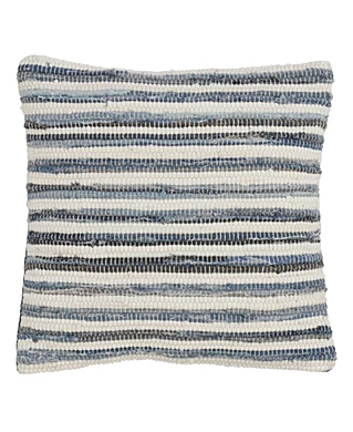 Blue Decorative Pillows Macy S In 2020 Blue Pillows Decorative