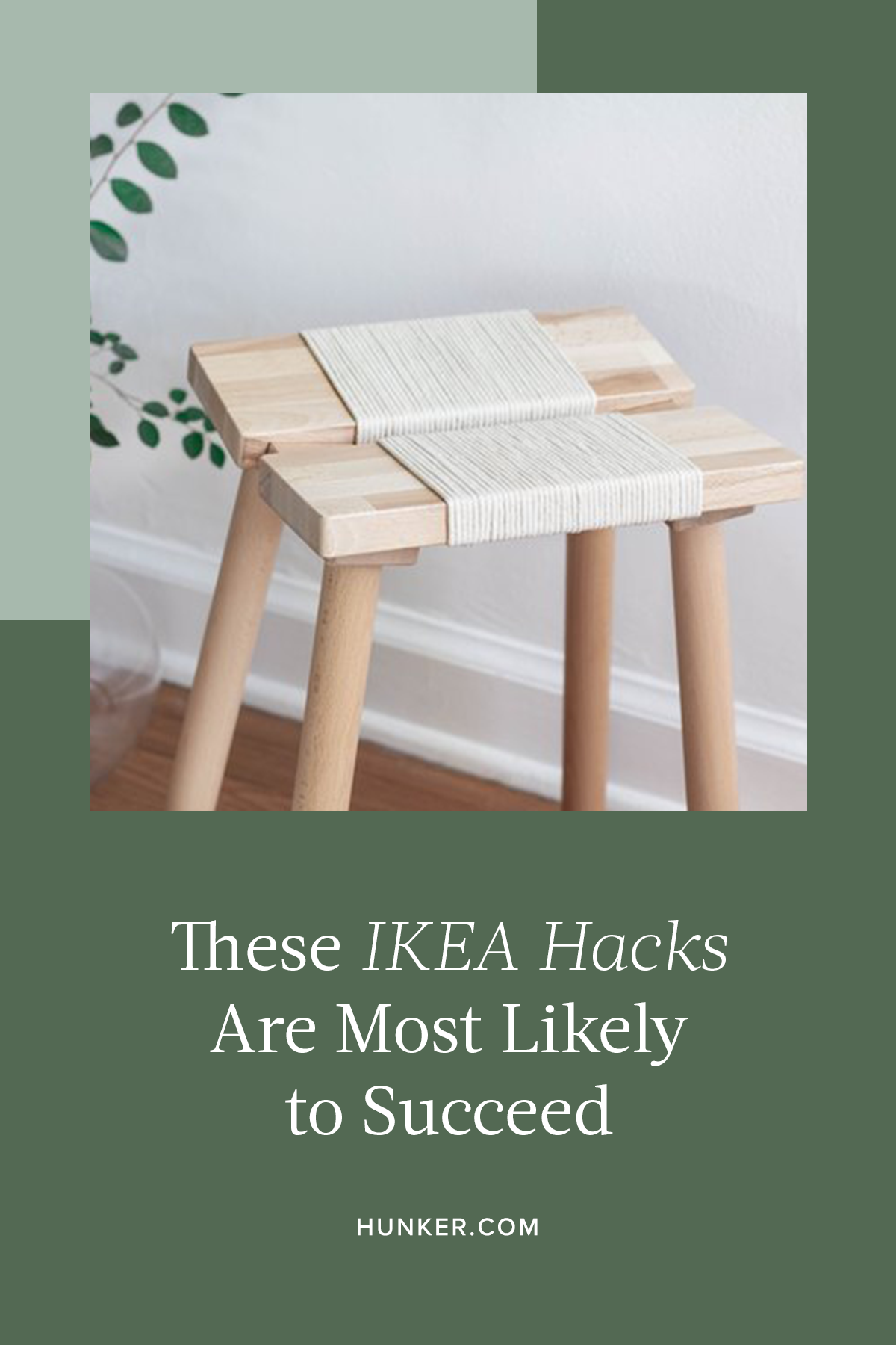 These Ikea Hacks Are Most Likely To Succeed Hunker In 2020 Ikea Hack Ikea Lack Table Ikea