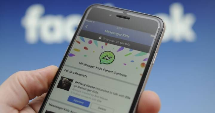 Facebook rolls out Messenger app for kids in Canada