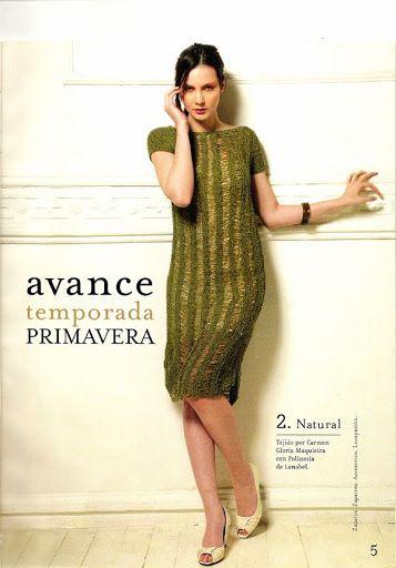 Tejer la moda 45 - Paola - Álbumes web de Picasa