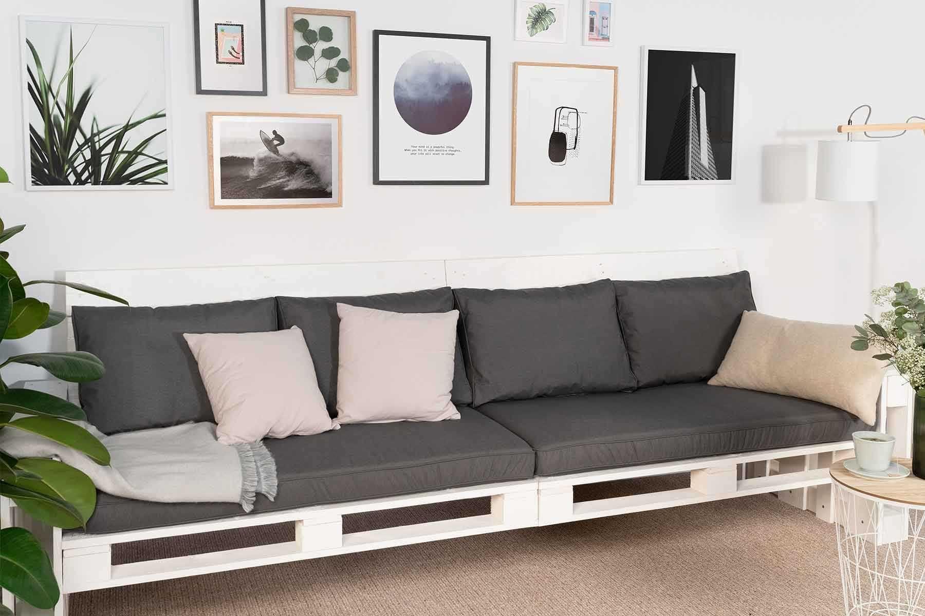Couch Chillig 2er selber bauen - Alle Möbel - CREATE! by OBI