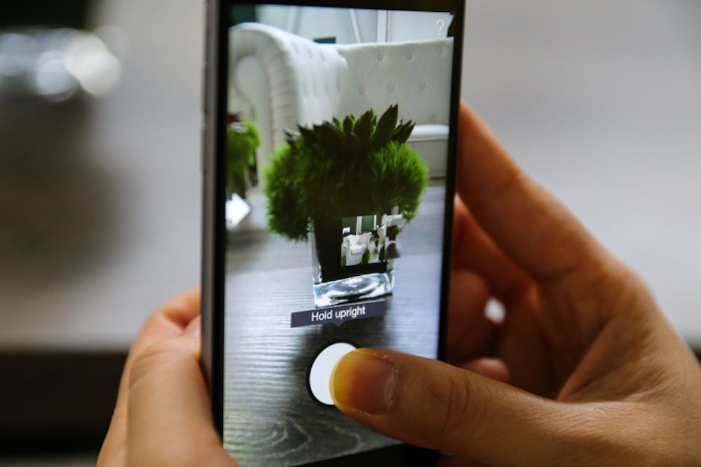 Shoot Easily Shareable VR Content Straight From Your Phone