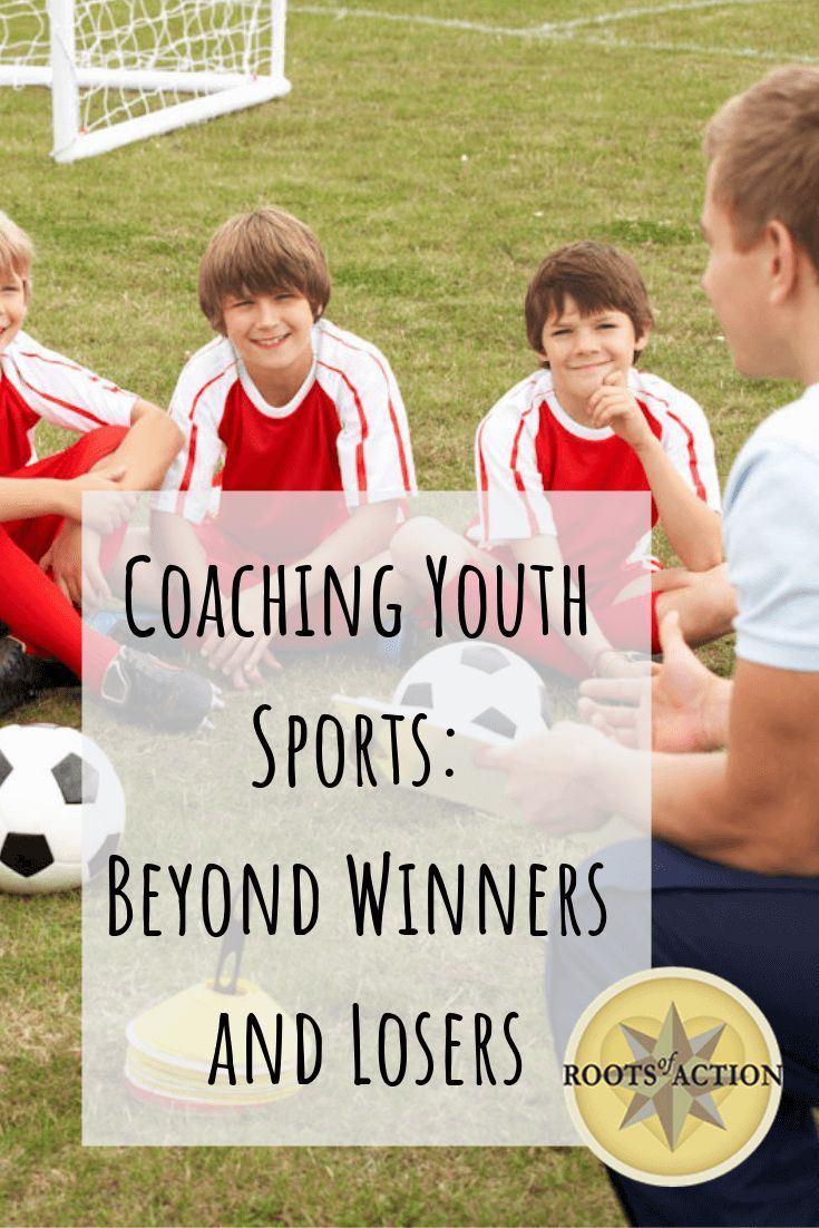 Coaching Youth Sports Beyond Winners and Losers