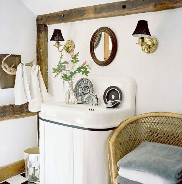 Mixing Metals In Bathroom  Home Design Wall