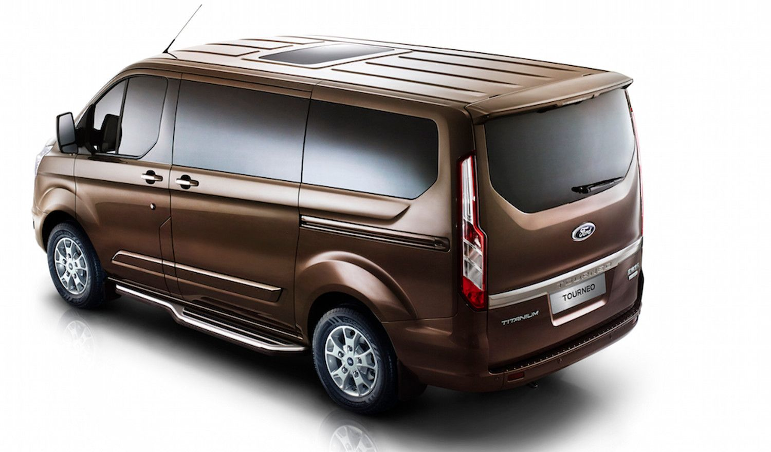 New 2016 Ford Tourneo Mpv For Chinese Market