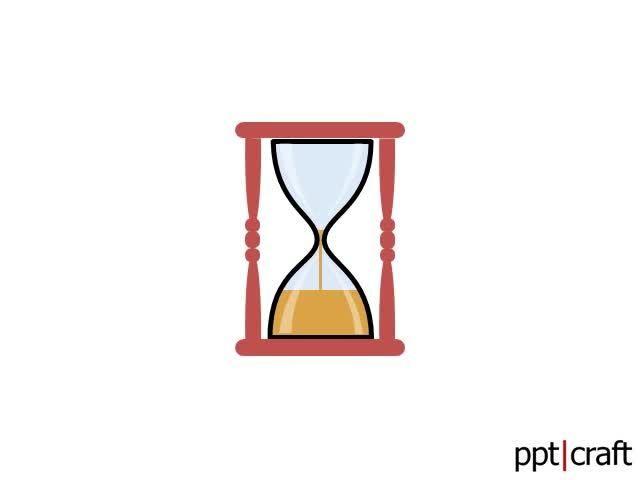 Animation: Hourglass | PowerPoint | Hourglass, Microsoft powerpoint
