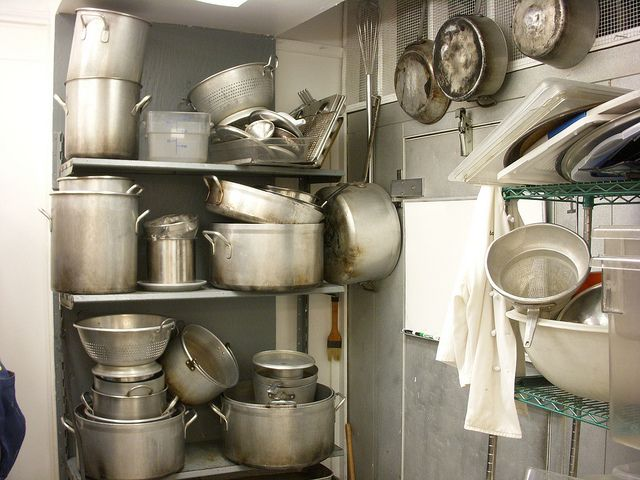 A Few Of The Pots And Pans We Use In The Kitchen! #lightoflife #