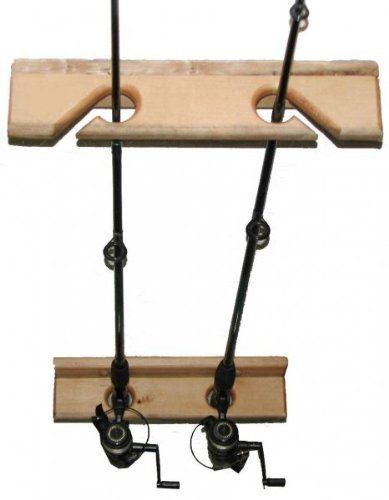 Del Sol Fishing Rod Storage Rack 2 Space Ceiling By Del