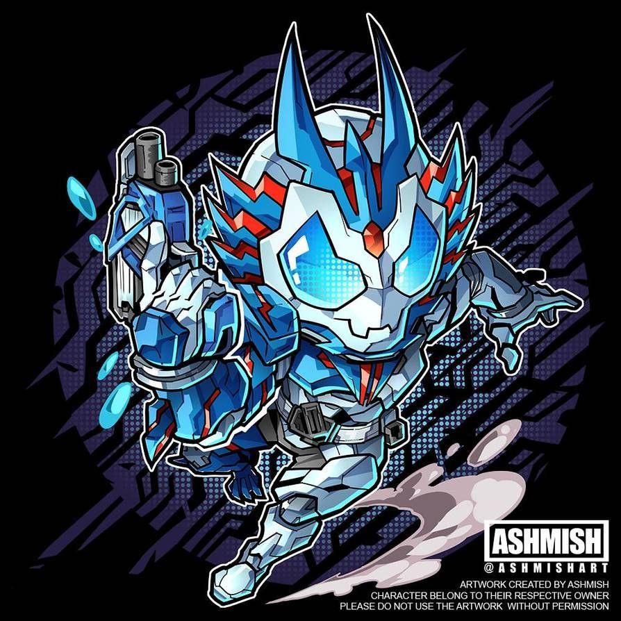 Kamen Rider Vulcan By Ashmish On Deviantart Kamen Rider Zi O Kamen Rider Kamen Rider Series