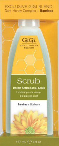 Gigi Double Action Facial Scrub 6 Oz Pack Of 2 Want To Know